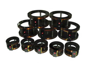 helmholtz coil, helmholtz coils, magnetic field coils